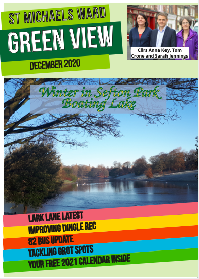 Green View Front Cover