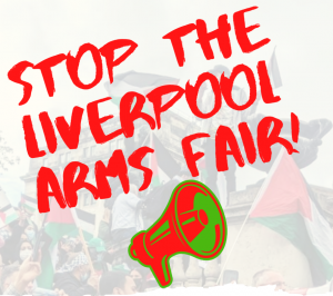 Green councillors urge Mayor Anderson to be bold and bar arms dealers from the city